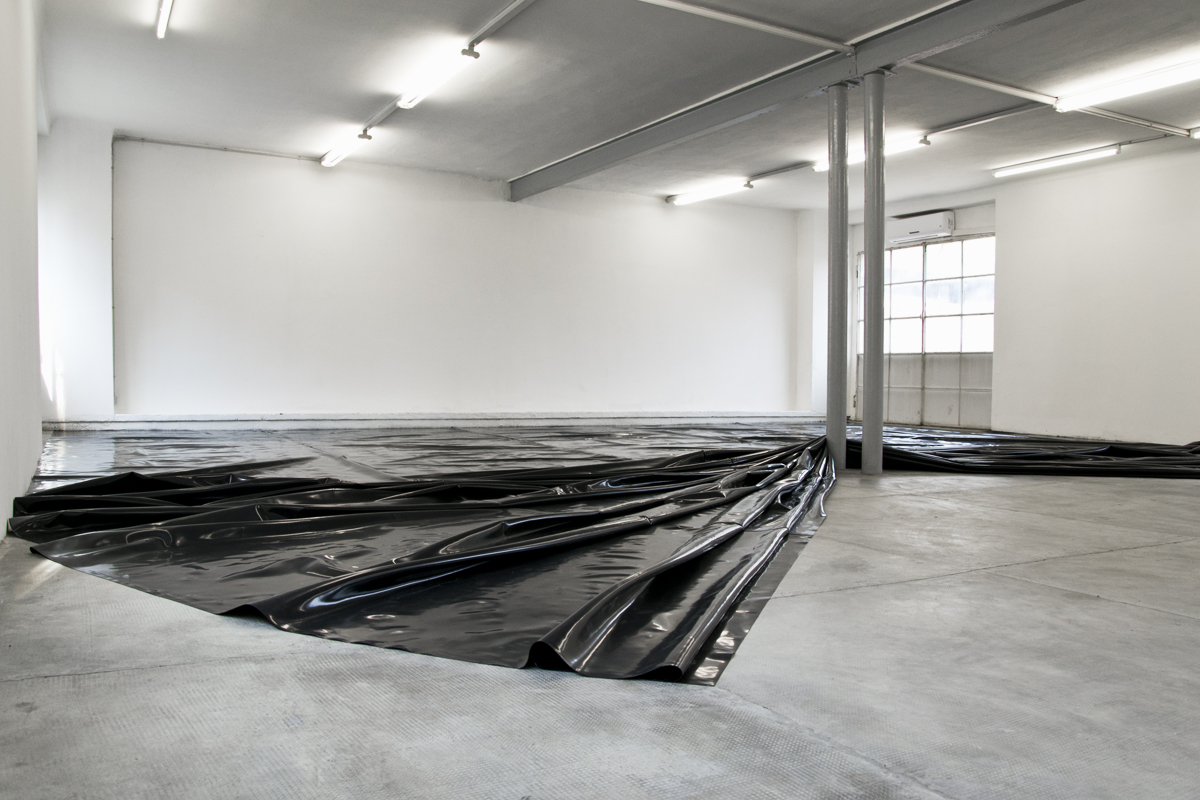 Untitled (black cover), 2013