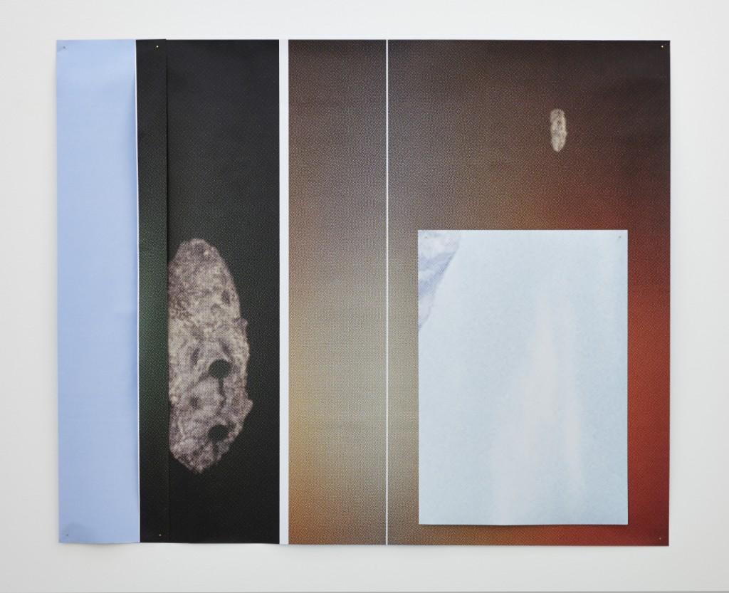Bounds 2013 (paper) 102 x 123.5cm