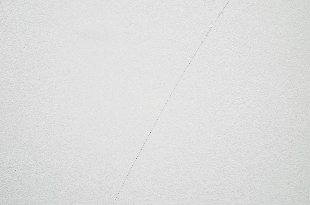 9H Rainbow, 2014, 9H pencil on wall. 43 years, 6 months, 4 days, 18 hours, 15 minutes, 17 seconds, 285 x 526 cm, site-specific