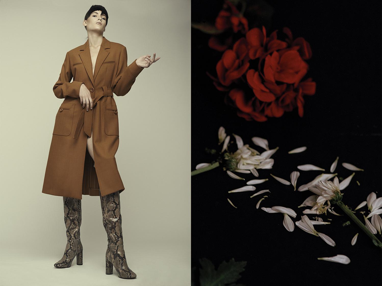 coat   MAURO GRIFONI   boots   STIU