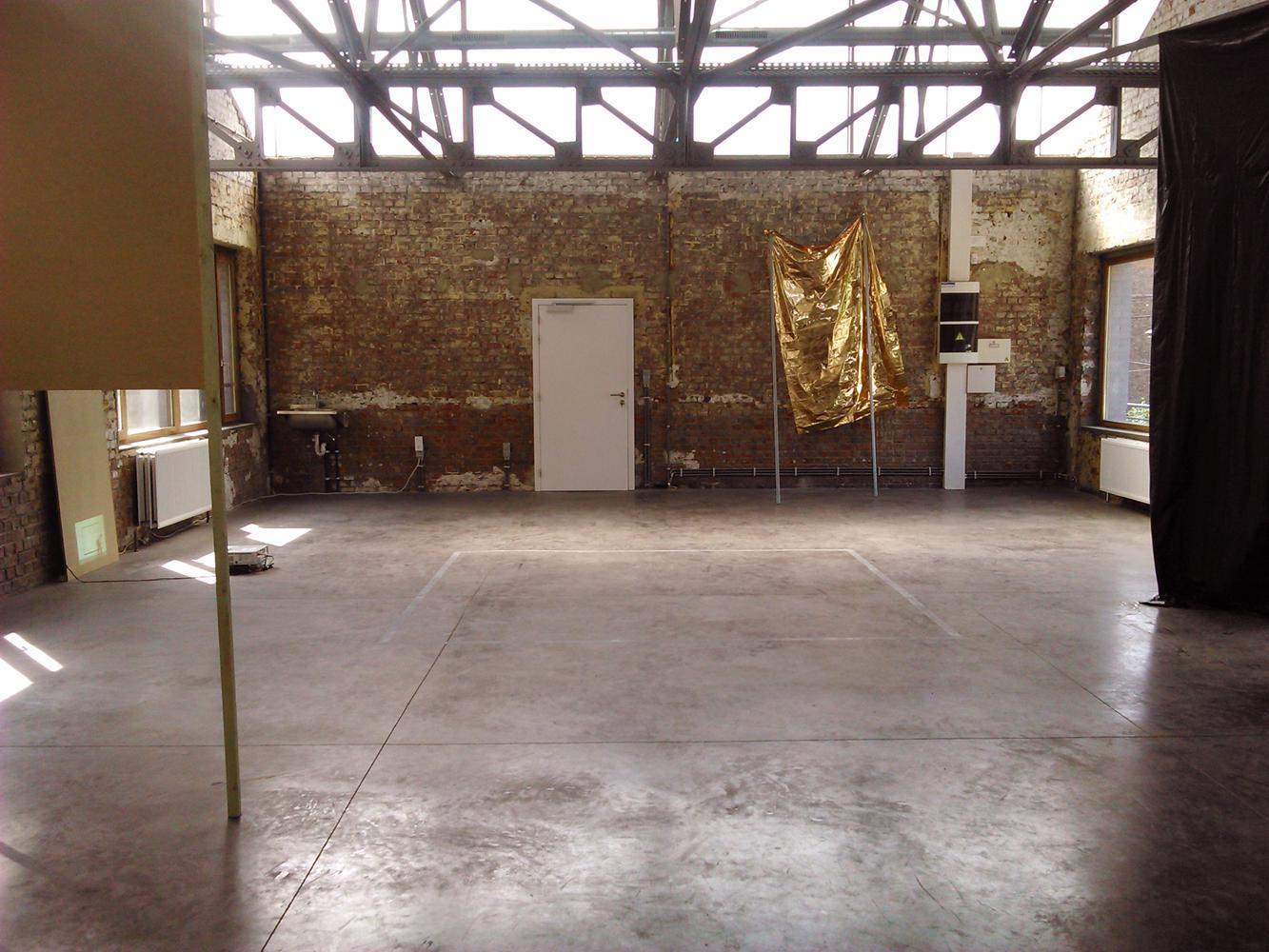 Open Studio, at RAVI, 2015
