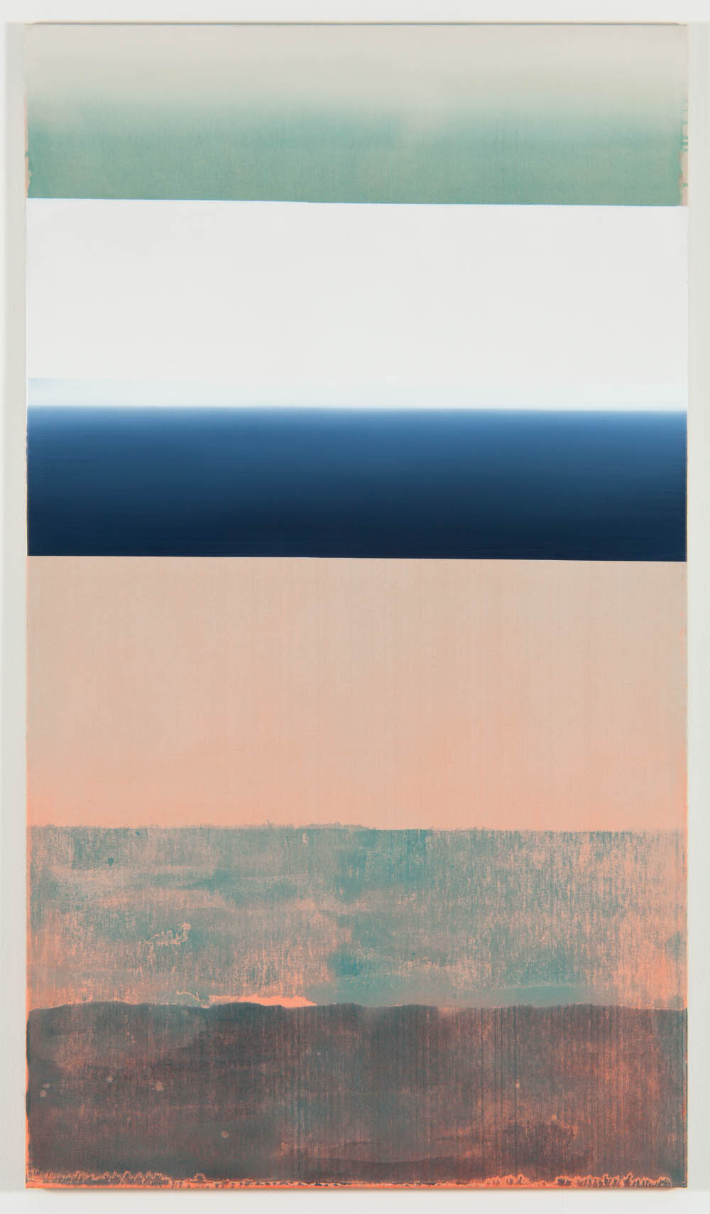 Untitled, 2012, oil on canvas, 220 x 130 cm