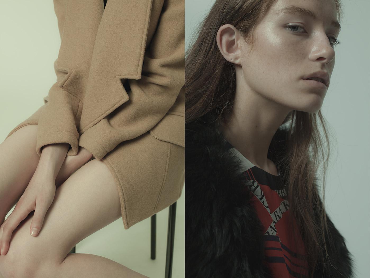 Esme wears coat   PARKA LONDON  . Lily wears coat   2ND DAY   top   ANN-SOFIE BACK