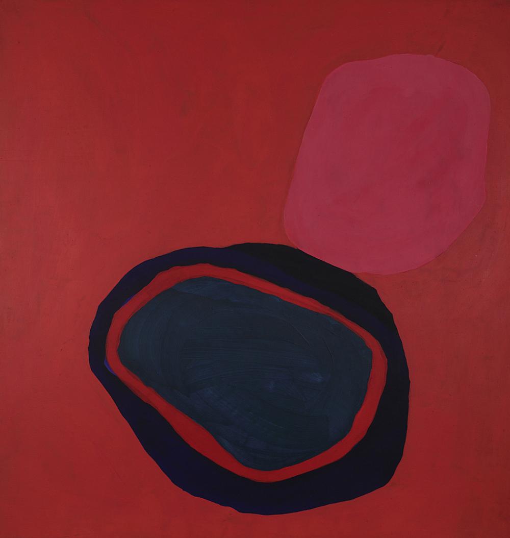 Mascha, 1961, magna on canvas