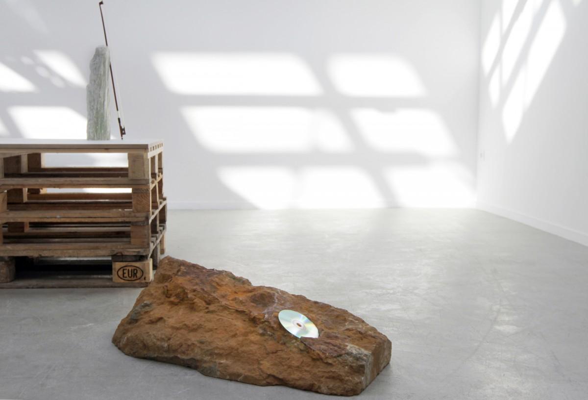 Beginning Happening, 2012, Installation view, L'Entre-deux, Kunsthalle Mulhouse