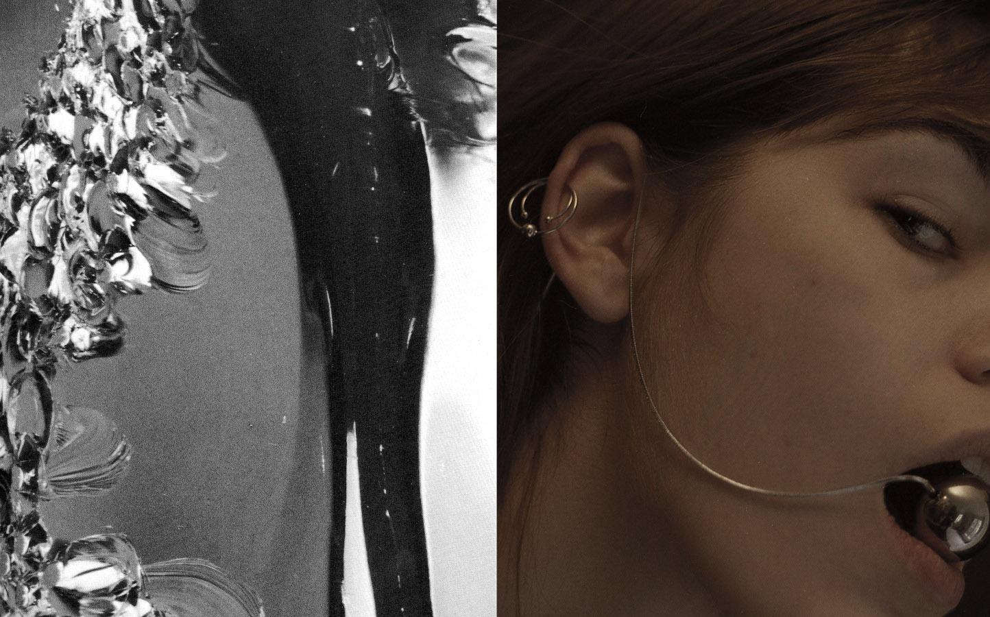 earring   DE LA FORGE   necklace   COS