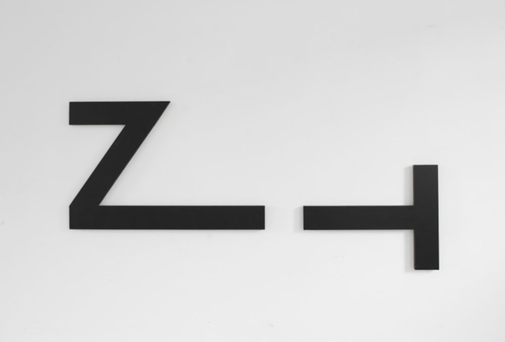 Zeit, 1981-2007, Lacquer on wood