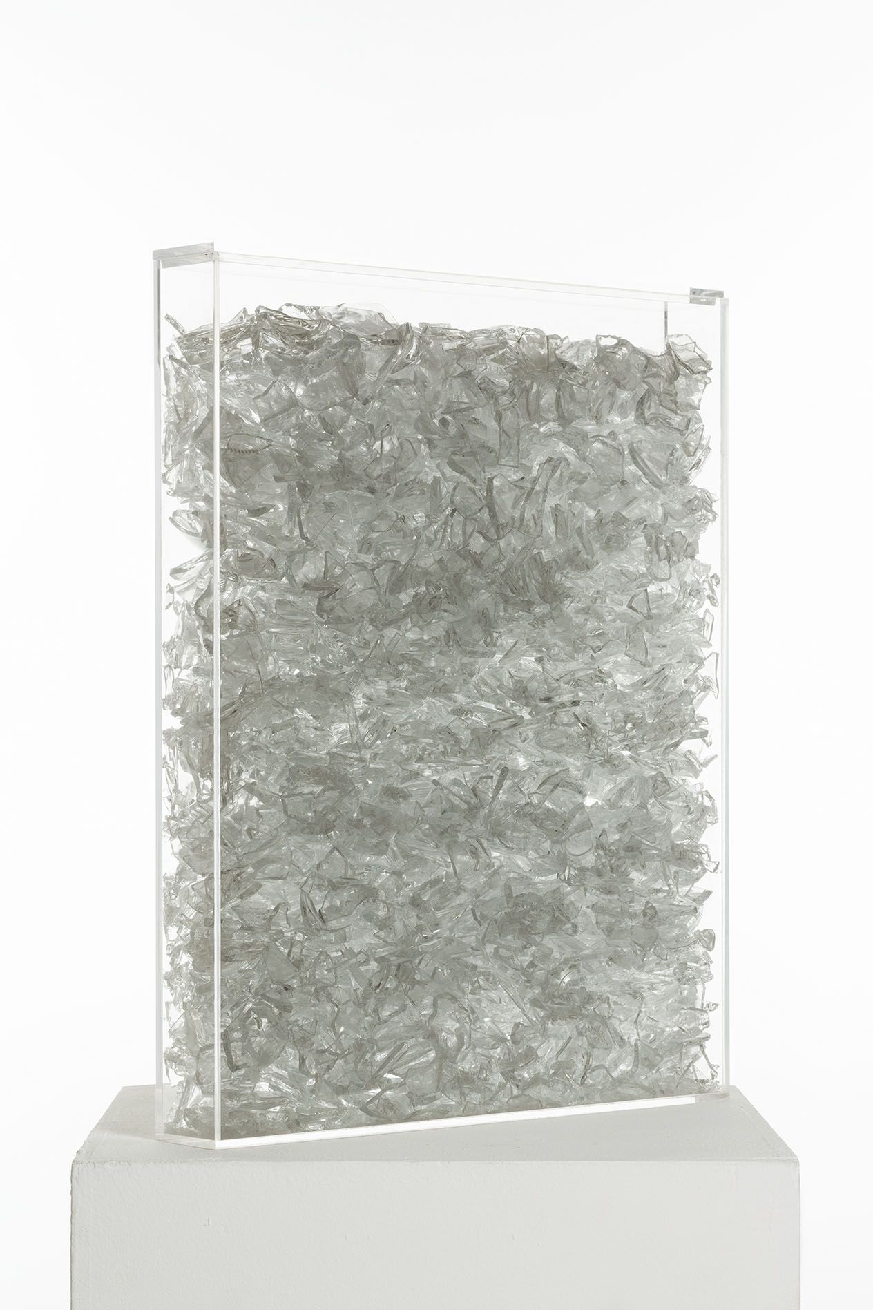 Box in Box, 2014. 50 x 40 x 6 cm