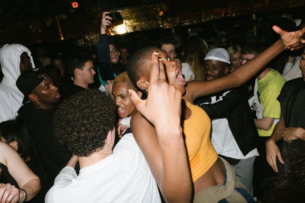 Ben Elliot Party, tbh i dunno if i have feelings 2. Photo Yulya Shadrinsky. Courtesy Ben Elliot