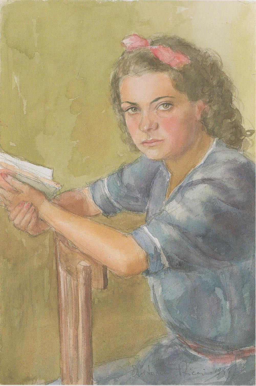 Ritratto, 1944