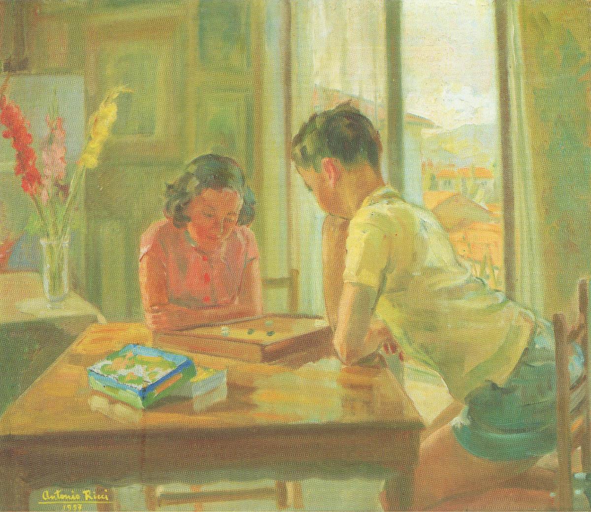 Serenità, 1957
