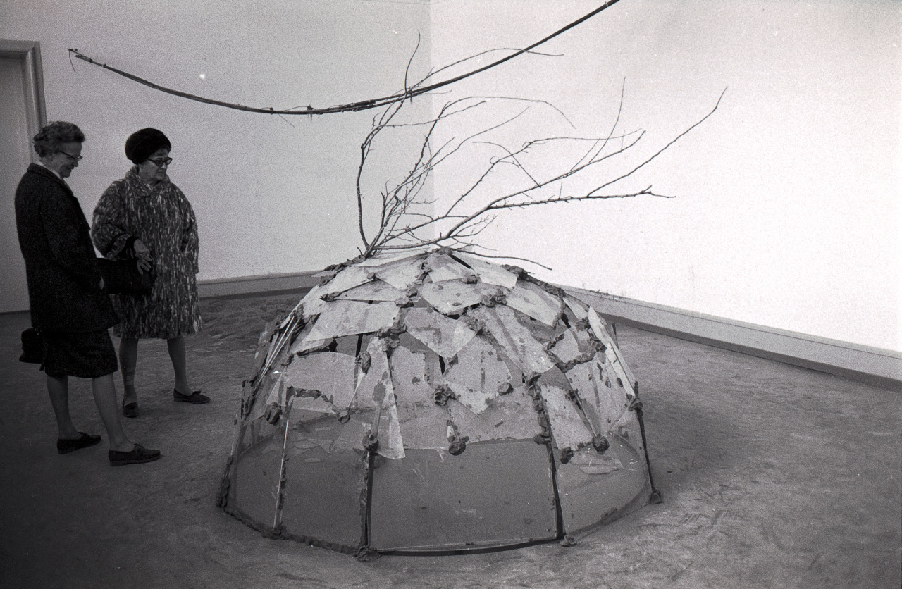 When Attitudes Become Form at Kunsthalle Bern, 1969