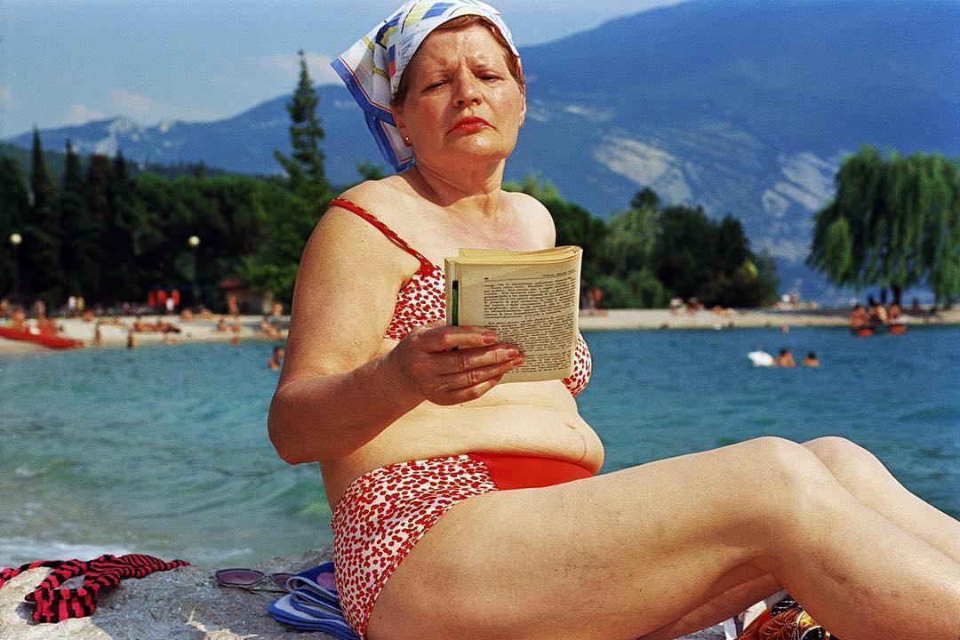 Riva del Garda, Lake Garda, Italy, 1999