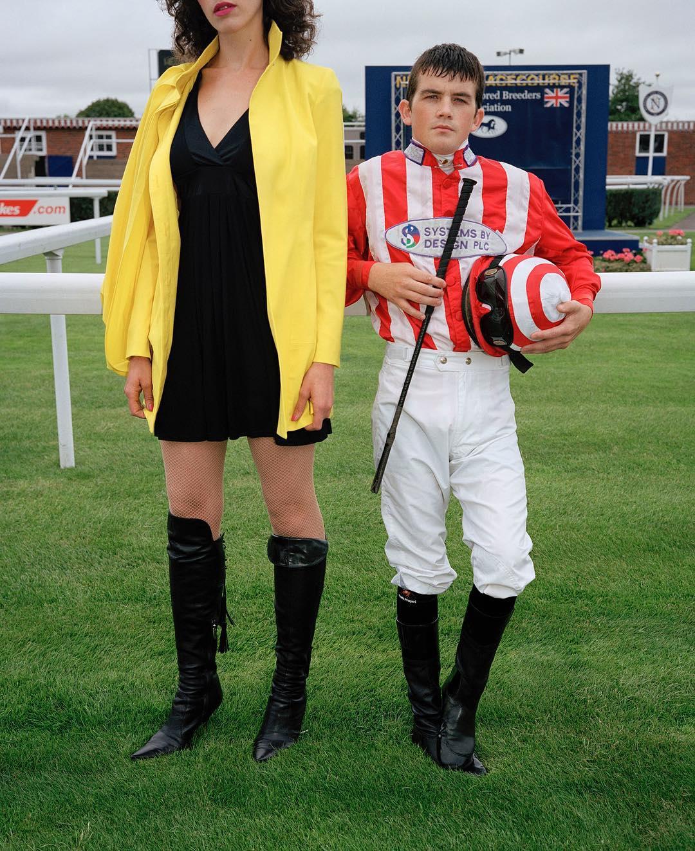 Jockey Fashion for Suddeutsche Zeitung, England, United Kingdom, 2004