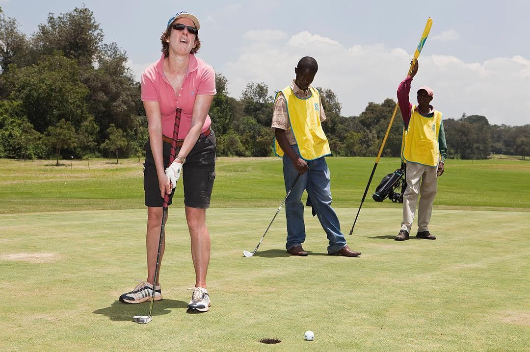 The Karen Country Club, Nairobi, Kenya, 2010