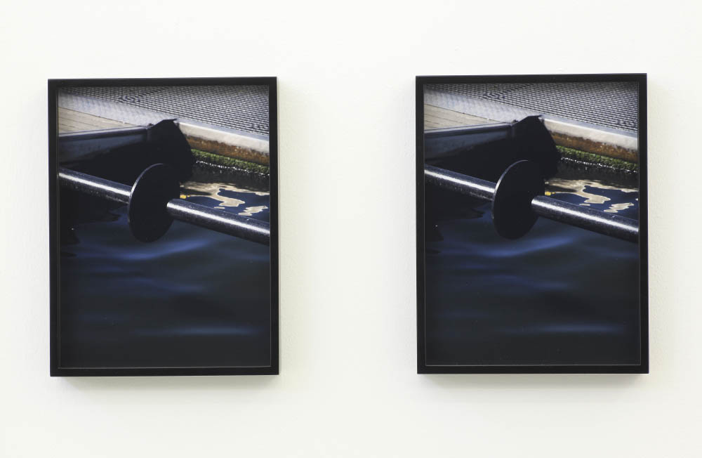 Untitled (Dock), Entire Edition, 5 + 2 APs,2011,archival inkjet print,32 x 25 cm