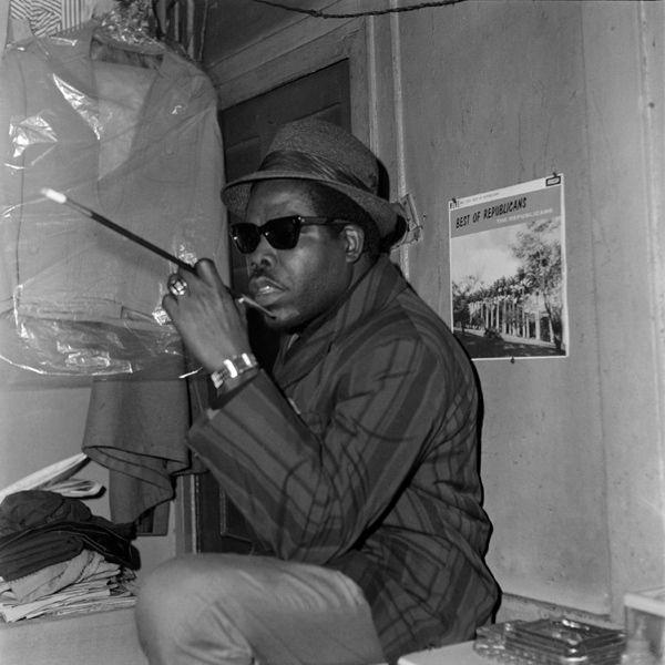 Bandele Tex Ajetunmobi,self-portrait