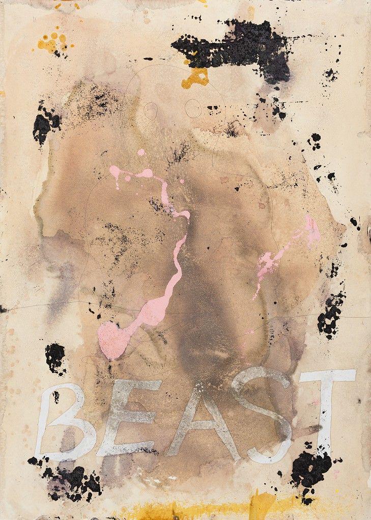 Beast , 1999-2010.Image courtesy of Goodman Gallery