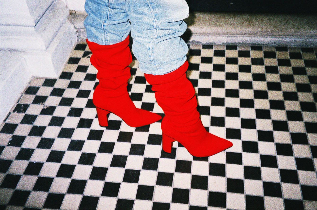 jeans   ARIES     boots     ZARA