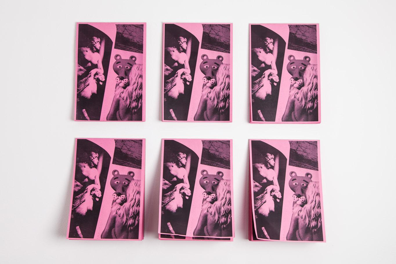 The Pink Panther Show, Arnaud Desjardin, Untitled (Pink Panther)(detail) © DATEAGLE ART 2018.jpg