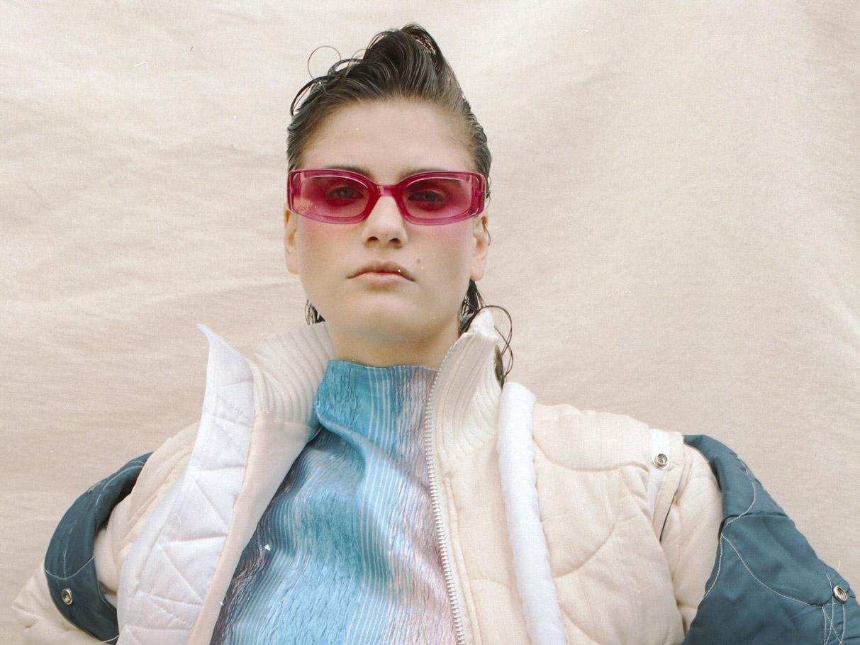kimono & bombers   FEMME D'INTERIEUR   top & skirt   ATELIER ROSE MICHELLE   shoes   BOTH PARIS