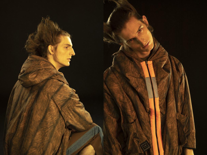 jacket  KIMONORAIN  pants  MAX RIENY