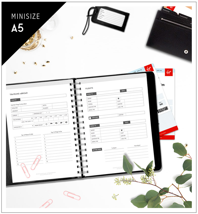 Printable-Travel-planner