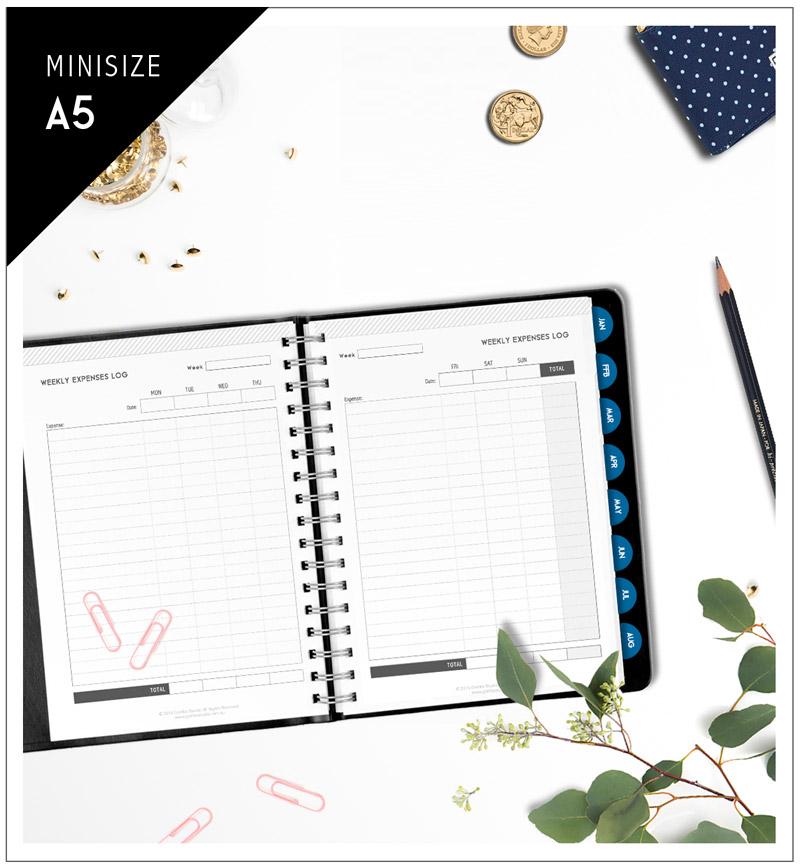 Printable-Family-Finance-Planner