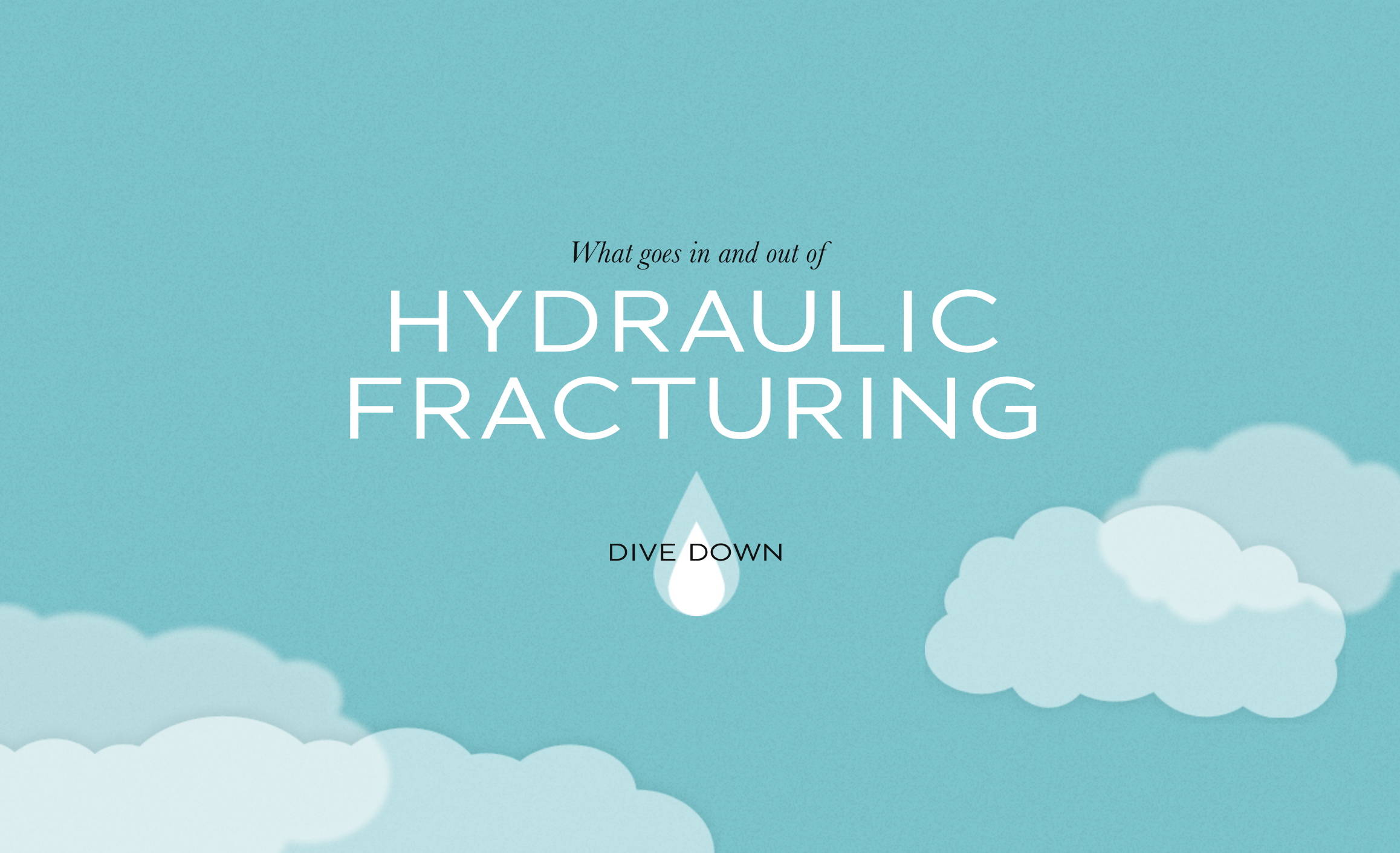 Fracking-storytelling-website