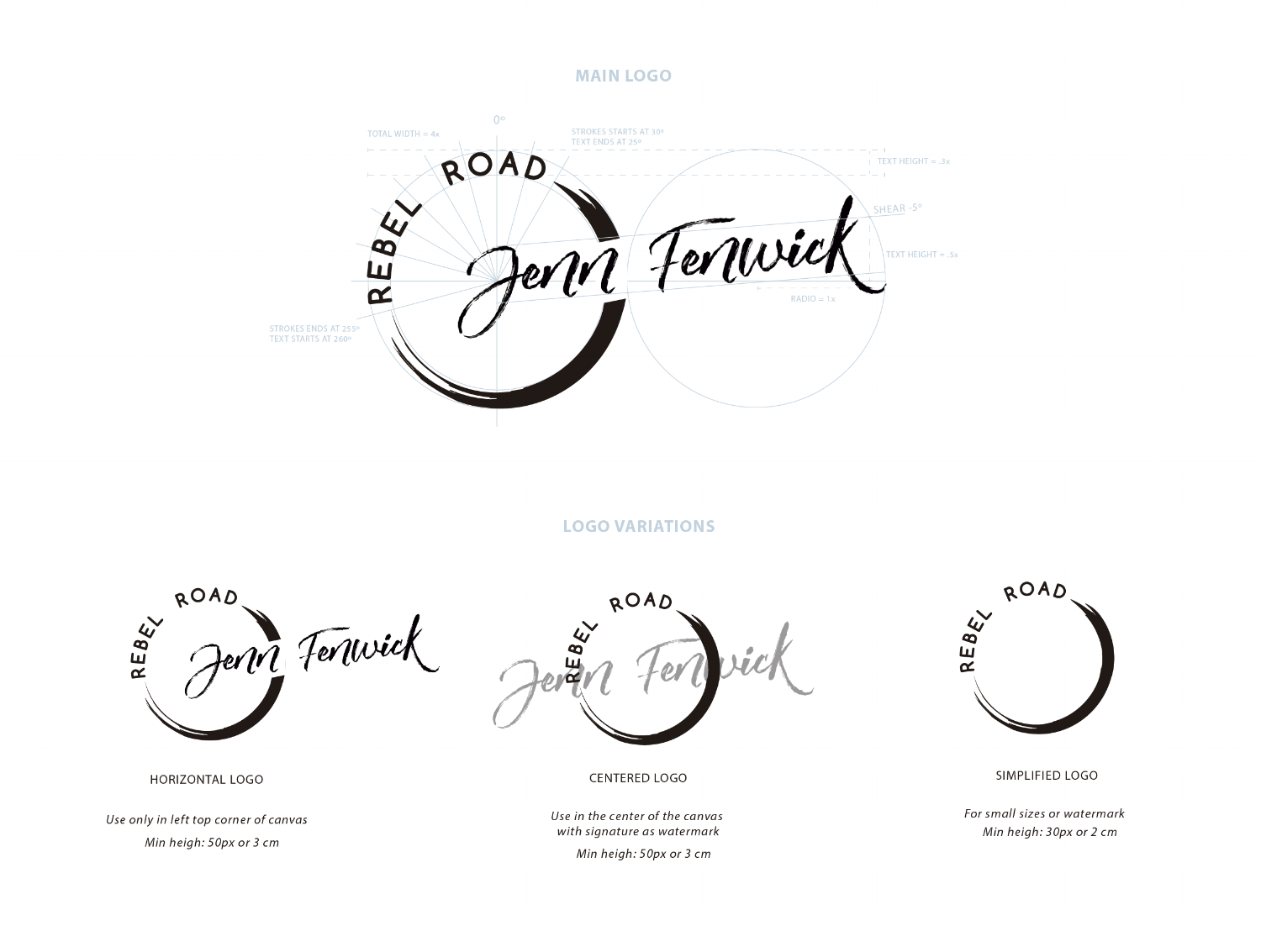 rebel-road-logo-design