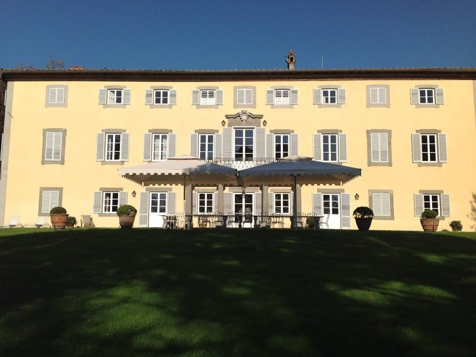 VILLA ANITA - A well presented villa in Lucca with accommodation for approximately 60-70 guests. A symbolic ceremony can take place in the gardens.Read More...