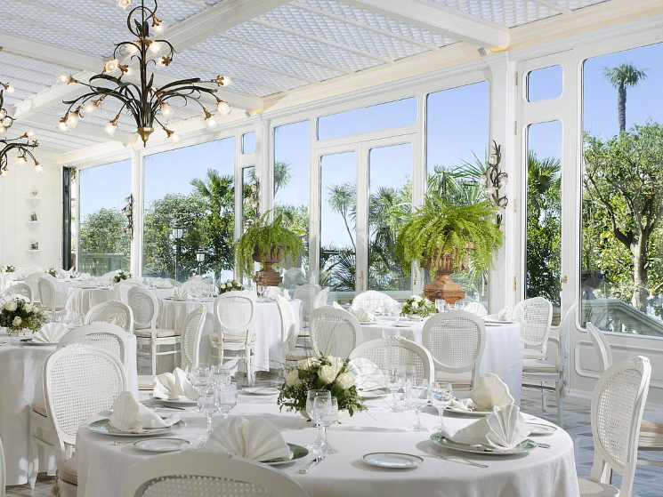 HOTEL BIANCA - A large hotel with 2 outdoor terraces or a light, airy indoor reception room for up to 200 guests.Read More...