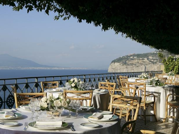 HOTEL MARIANNA - A short walk from the centre of town Hotel Marianna has a variety of terraces to choose from for your symbolic ceremony or reception.Read More...