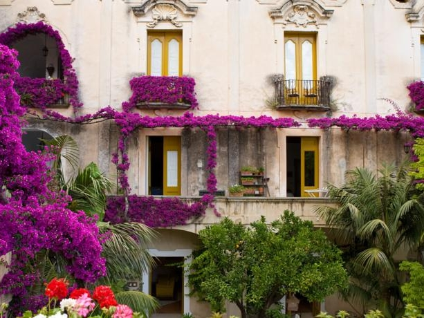 HOTEL ALBERTO - A luxurious hotel in the very heart of Positano, just a stones throw from the famous church of Santa Maria.Read More...