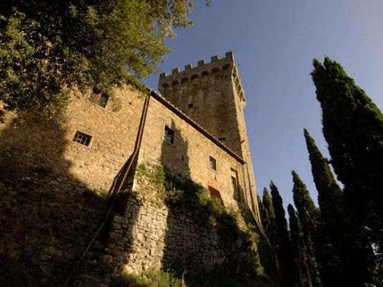 CASTELLO MICHELLE - A 13th Century castle situated between Arezzo and Siena, Castello Michelle has onsite accommodation for 94 guests.Read More...