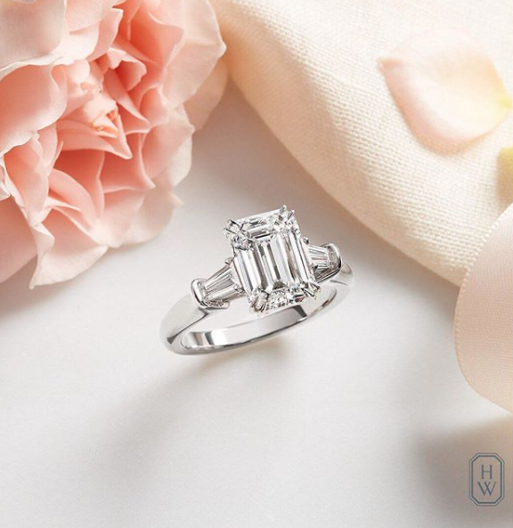 Ring by Harry Winston