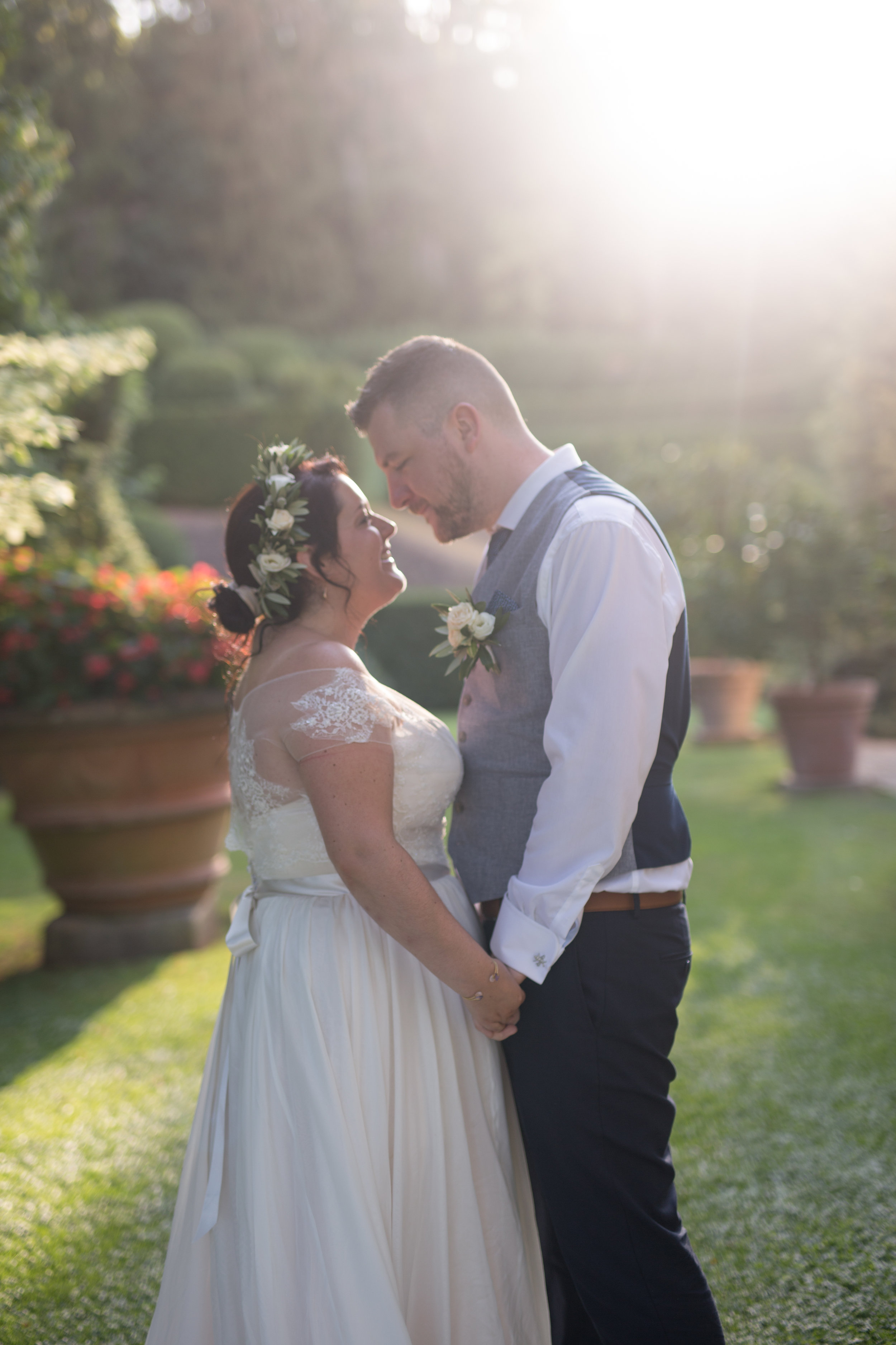 Amy & Sean, August 2017 - Emily enabled us to have the most beautiful wedding and 3 days with our guests - it was better than we could've ever imagined.She was amazingly organised and meticulous; no email or question went unanswered and she ensured the whole process was almost stress-free!We can't thank her and her team enough.It was a day we'll never forget.