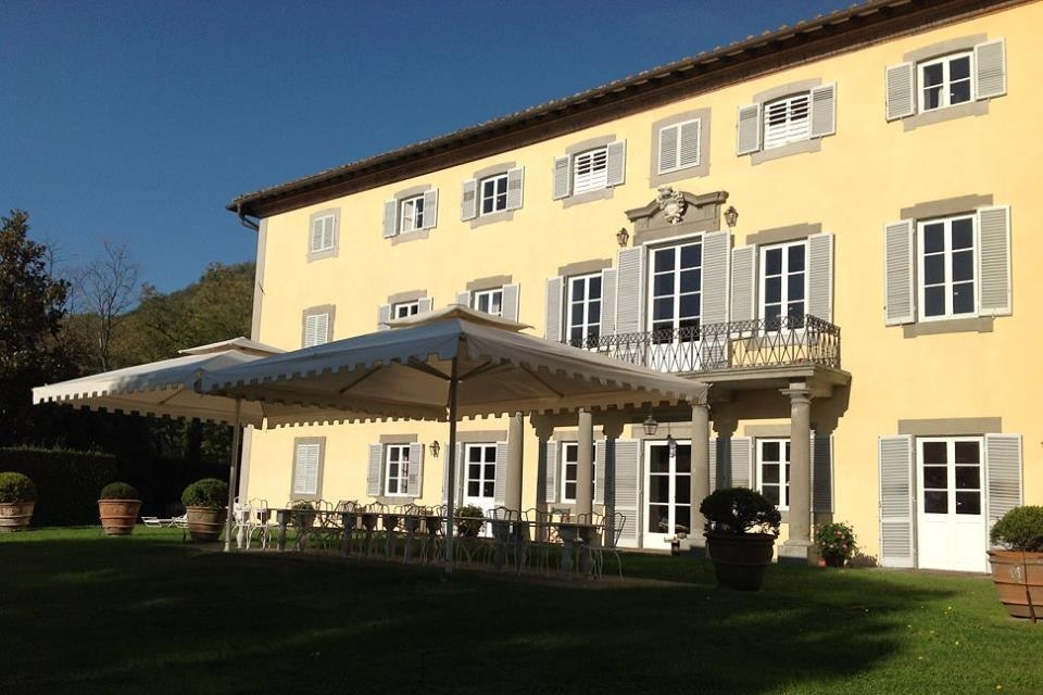 Villa Boccella, Lucca - A well presented villa in Lucca with accommodation for approximately 60-70 guests. A symbolic ceremony can take place in the gardens.Read More...