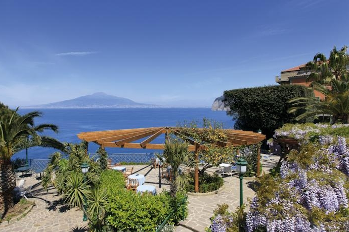 Hotel Marianna, Sorrento - A short walk from the centre of town Hotel Marianna has a variety of terraces to choose from for your symbolic ceremony or reception.Read More...