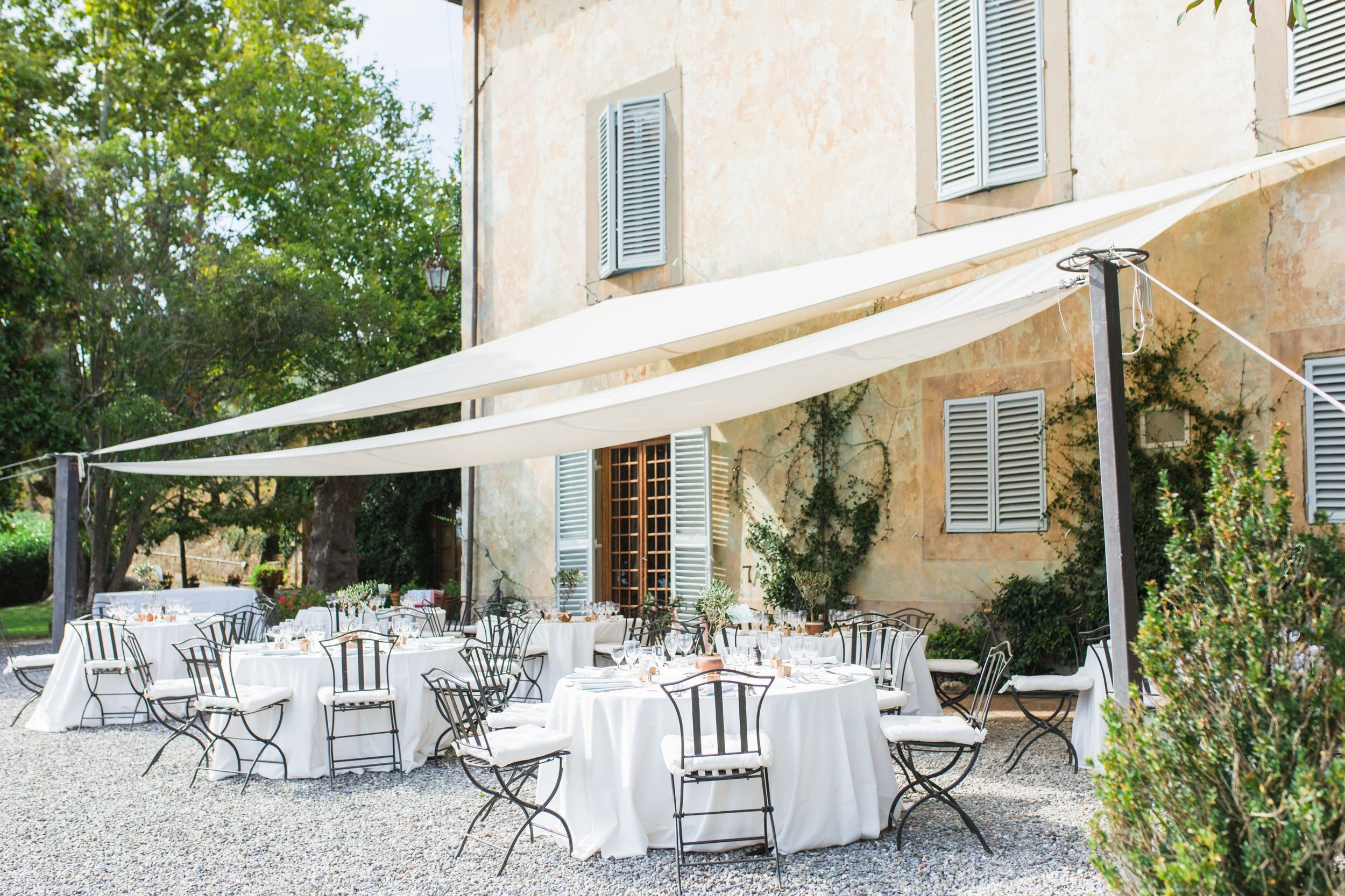 Fattoria Mansi Bernardini, Lucca - A large estate of villas and apartments which sleeps 70-80 guests. A civil ceremony can be held within the grounds.Read More...
