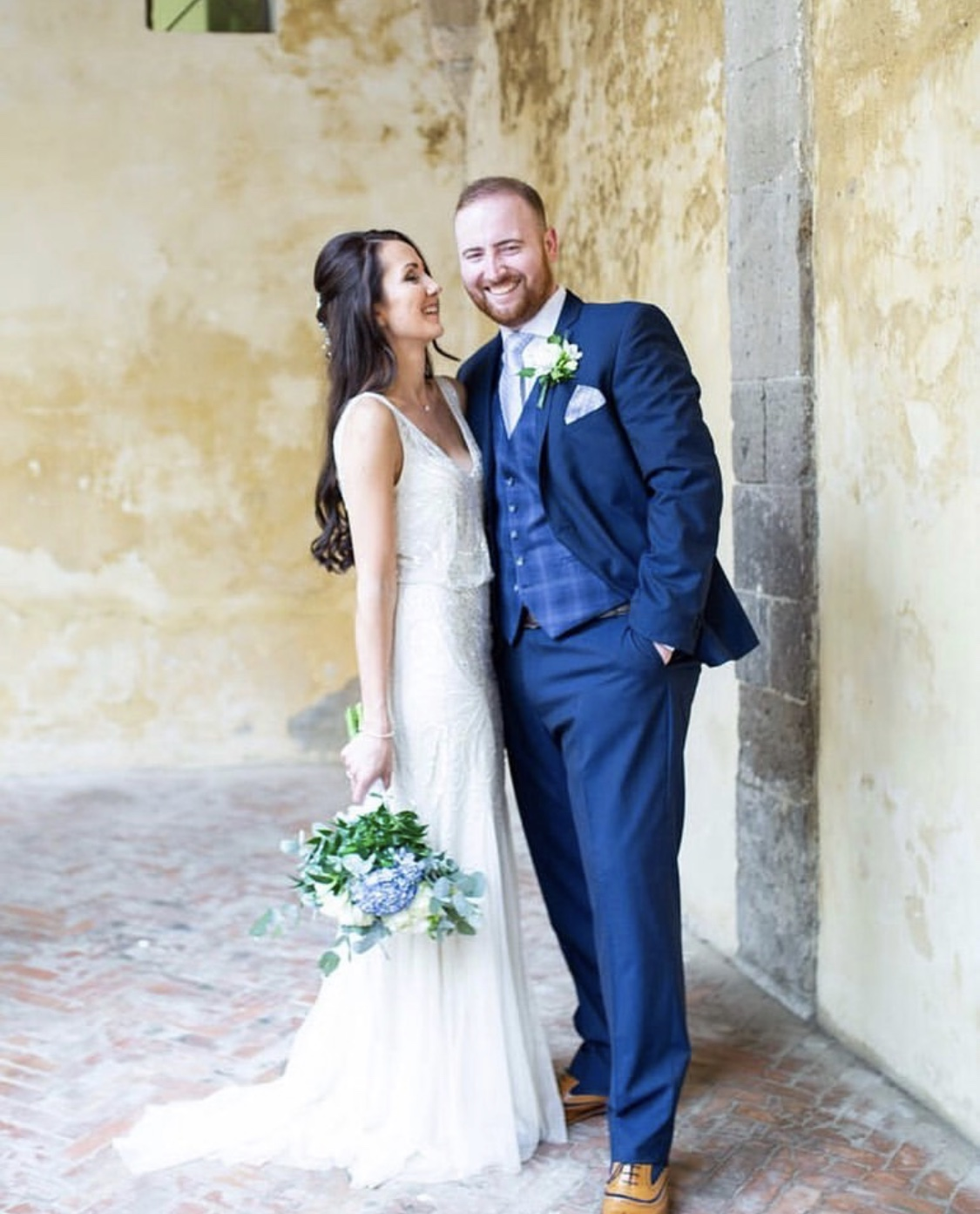 Yazz & Jake, May 2019 - Thank you so much for helping us plan the most incredible wedding - we had so many of our party telling us it was the best wedding they'd ever been to!Every single detail was thought of meaning our pre wedding event and wedding day ran so smoothly and the back up plan we didn't think we'd need was probably better than our original plan!It was a comfort that no matter what question we had you'd responded quickly, especially when it came to the documentation side of things. We also loved the fact that you were UK based so understood a lot of our traditions/ requirements.Your colleagues in Sorrento handled everything really well in our pre wedding visits and on the day coordination and made sure that we had everything we needed.All of the suppliers recommended were fabulous especially Cecelina and Jimena - well worth taking on advice!Thanks again and we could not recommend you highly enough for any couple looking to get married in Italy (or the UK now you've expanded!) - we'll miss working with you!