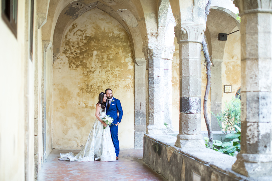 Cloister di San Francesco - The Sorrento Cloister is one of the few locations for a civil ceremony in Sorrento. In the heart of town this historic spot is a beautiful setting.Read More...