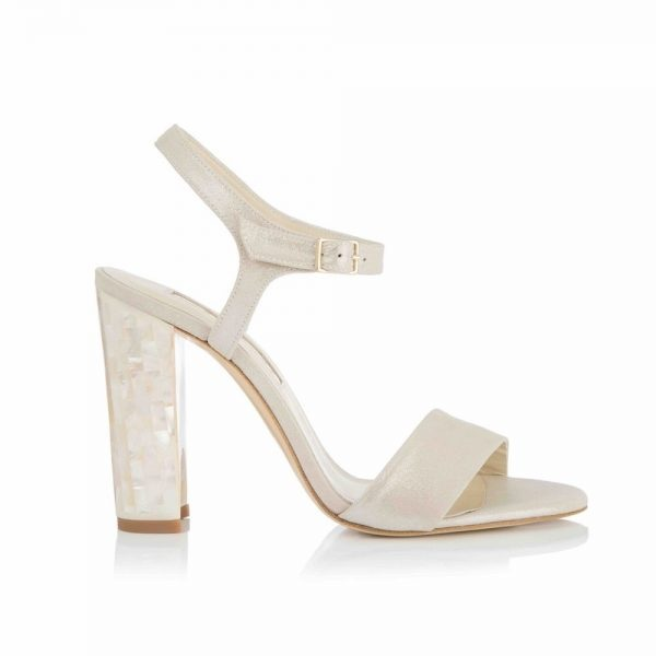 Martina by Freya Rose - You can't go too wrong with a nude shoe, this pair are the right balance of simple and stylish.Available for £395 at https://freyarose.com/product/martina/