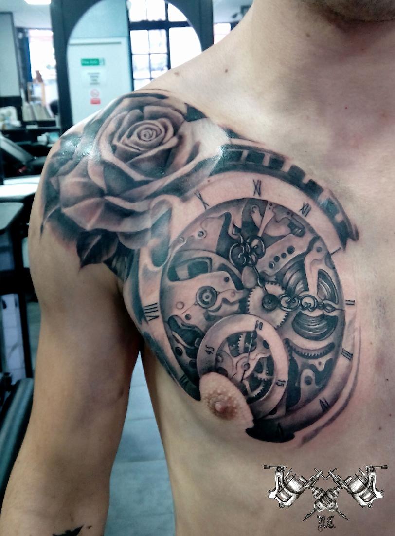 Watch Tattoo Morden