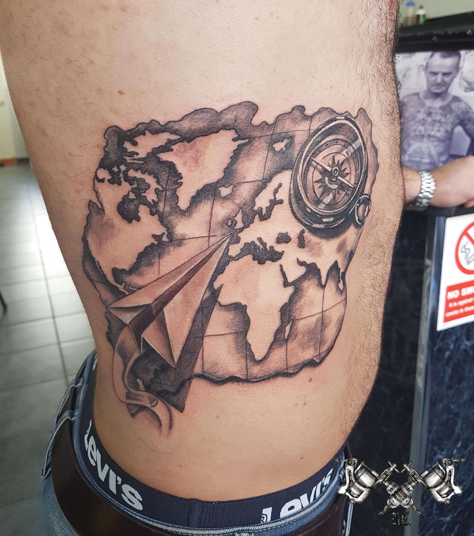 Travel Tattoo Morden