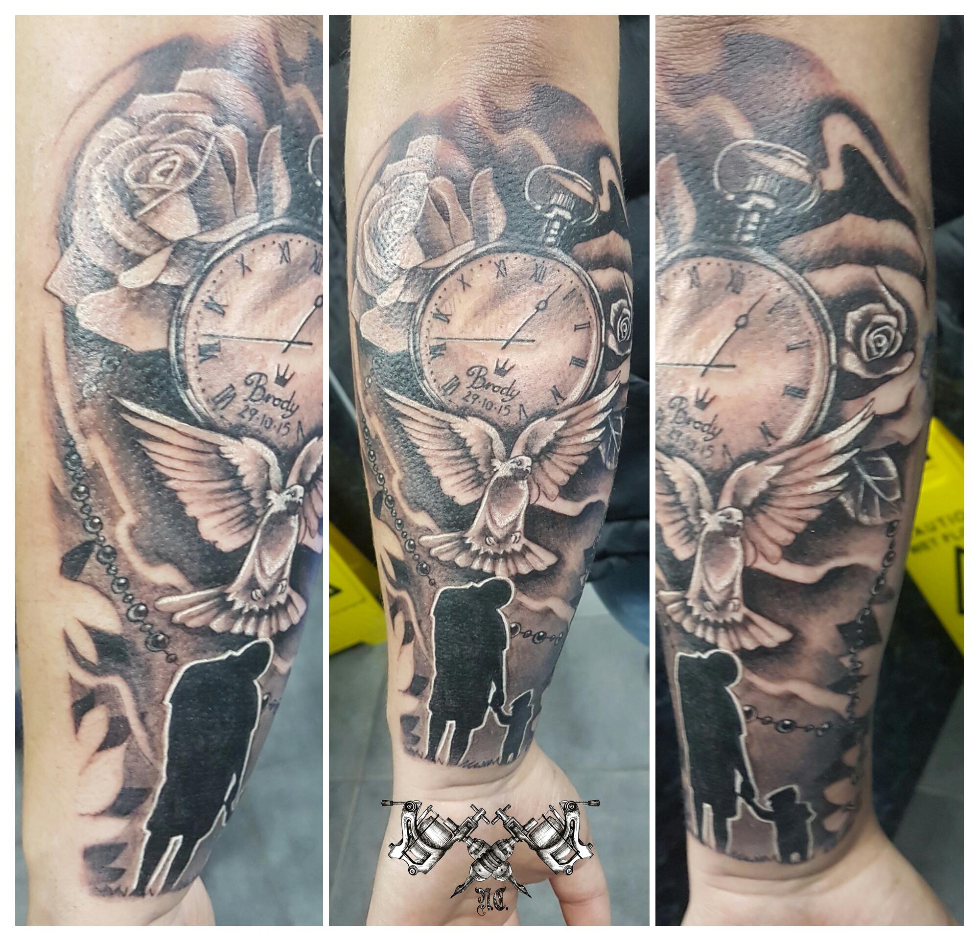 Dove Tattoo Morden
