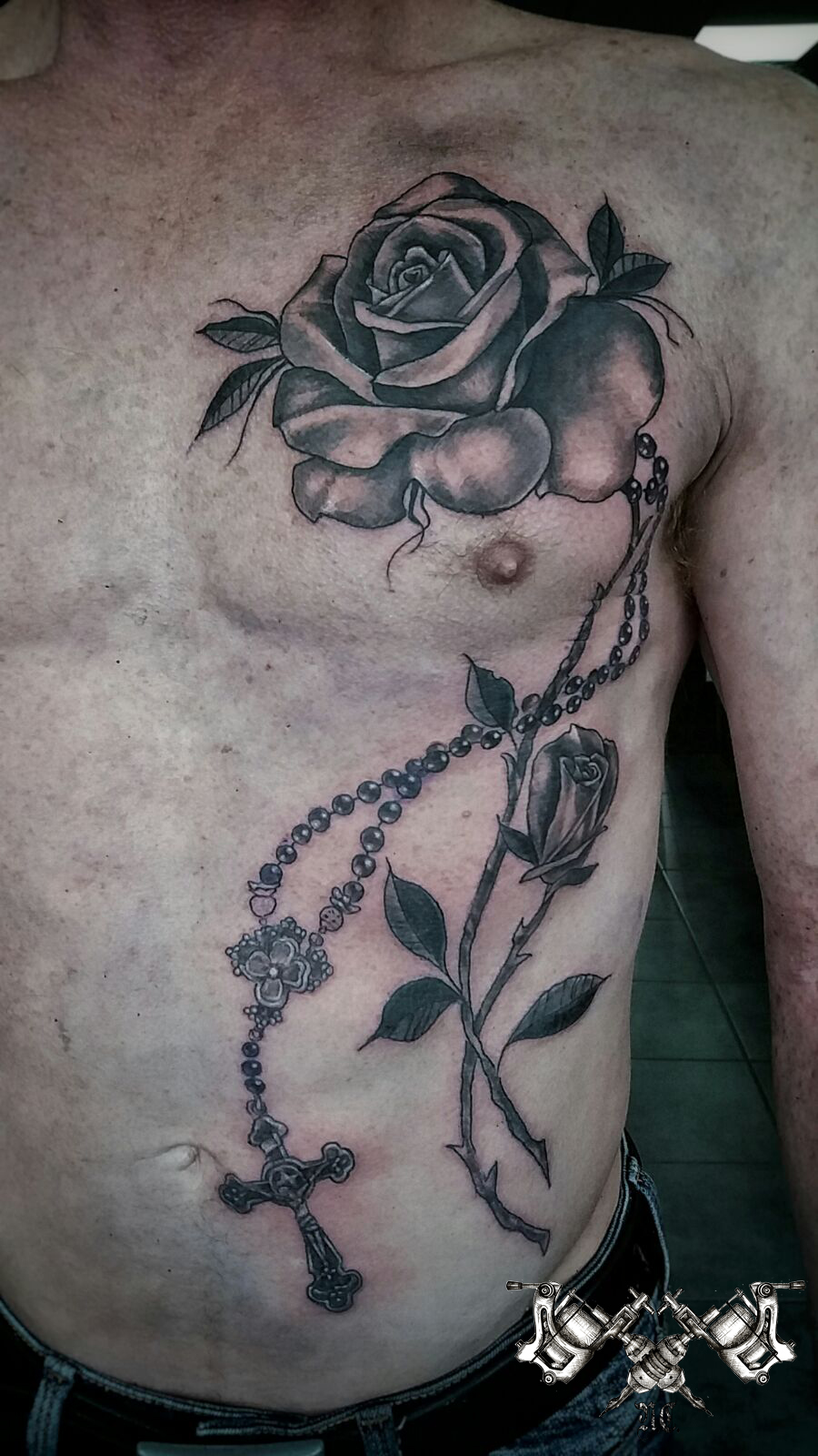 Rose Tattoo Morden