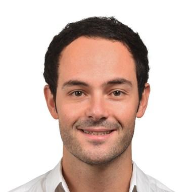 Flavio Bonnet, Kiné à Paris, co-fondateur de l'Agence EBP