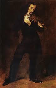 Delacroix's Paganini