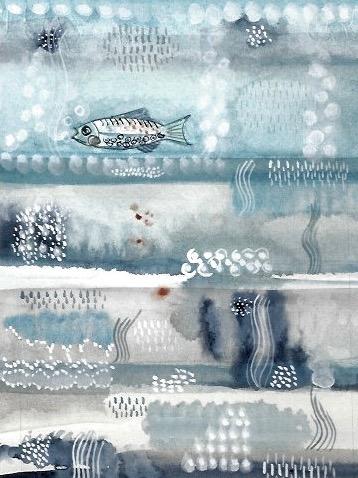 Fish Reflections